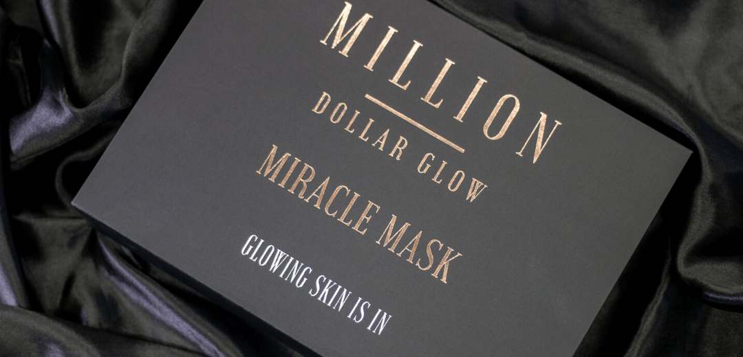 Million Dollar Miracle Mask – firmer, tighter, brighter skin